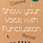 Show Your Voice with Punctuation