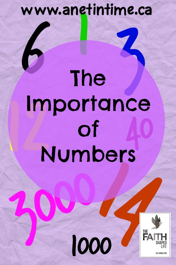 Importance of Numbers