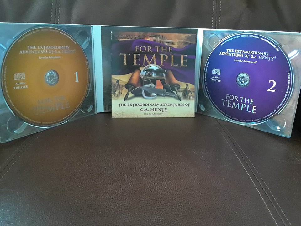 For The Temple by Heirloom Audio