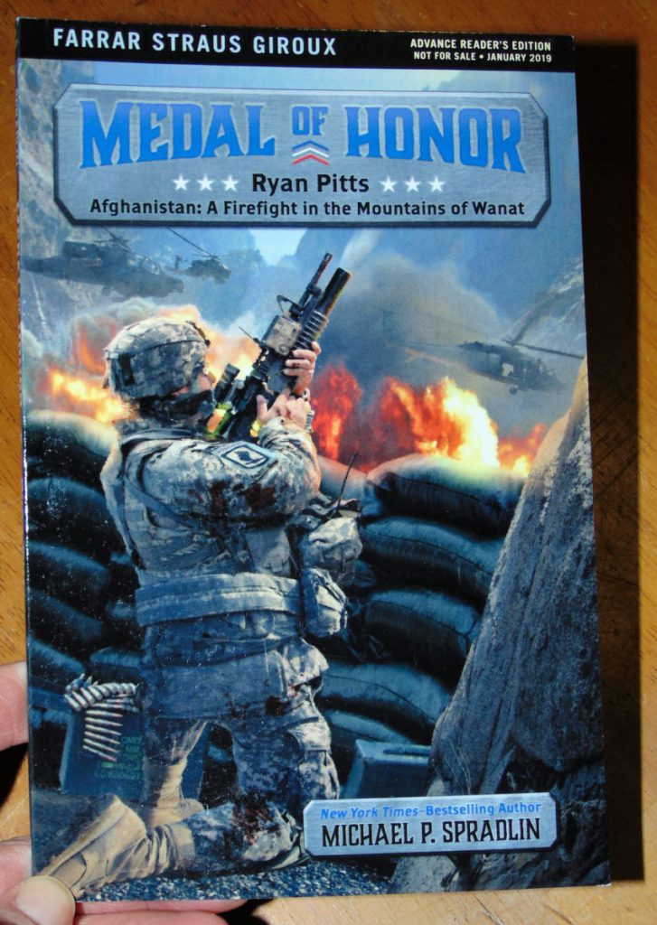 Medal of Honor - Ryan Pitts