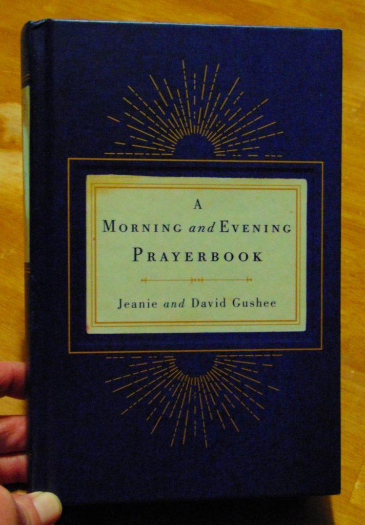 Morning and Evening Prayerbook