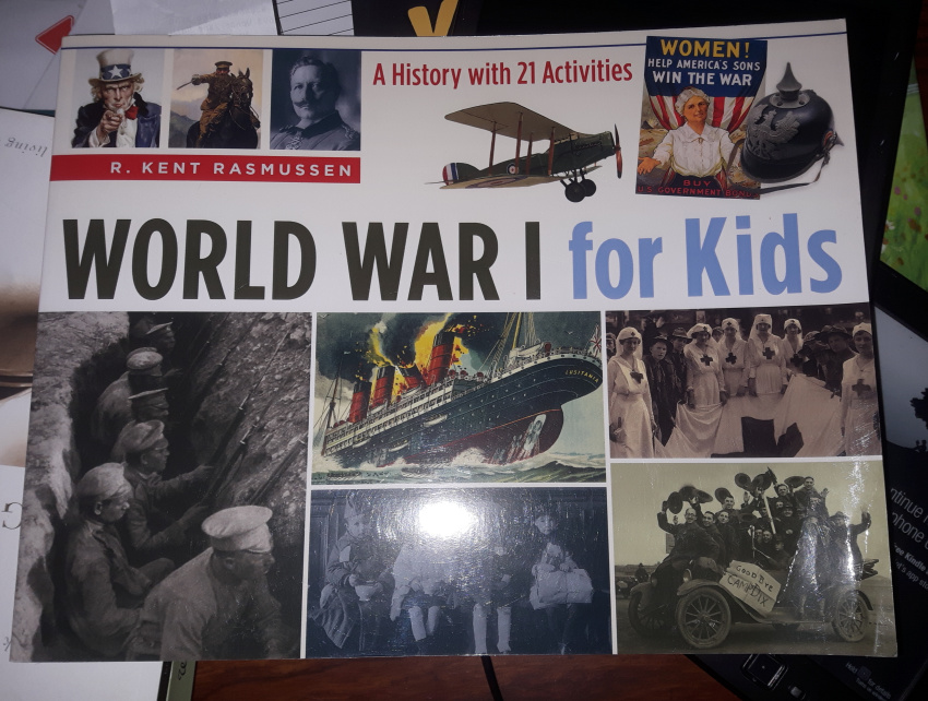 World War 1 for kids