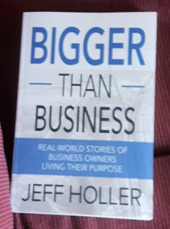 Bigger than business