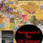 Background of the Old Testament