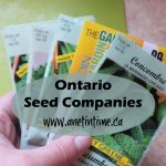 Seed Companies in Canada