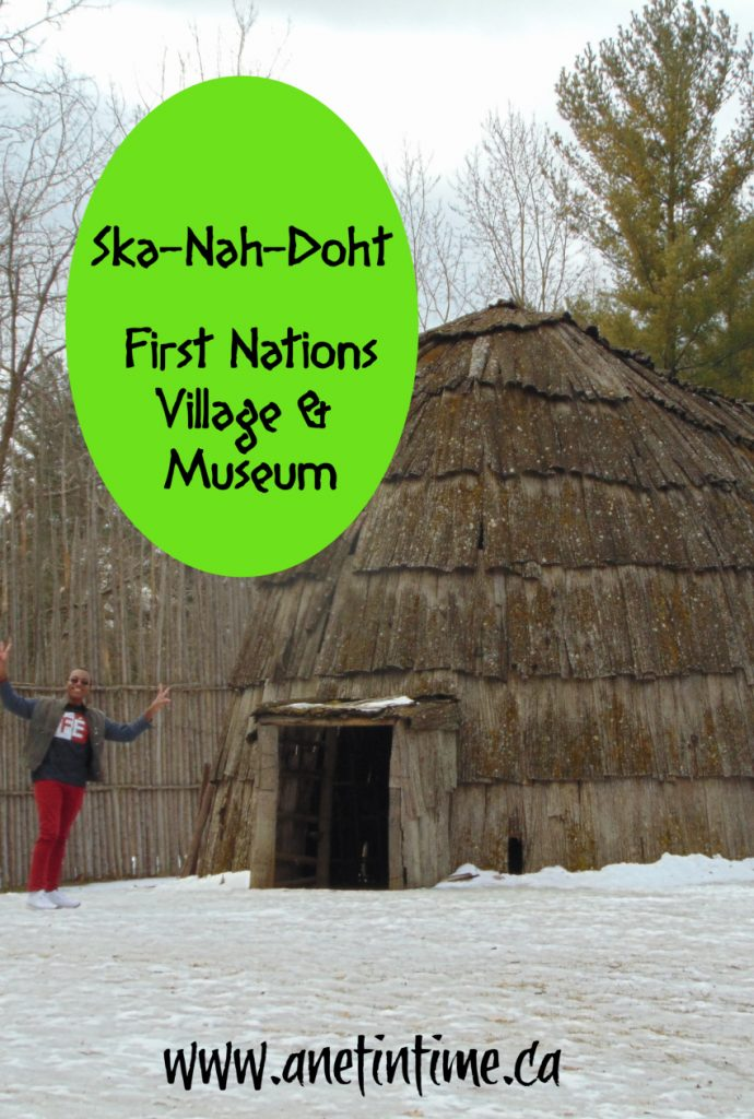 Ska-Nah-Doht first nations village and museum