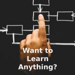 Want to learn anything?