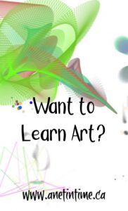 Want to Learn Art?