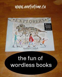 Explorers by Matthew Cordell