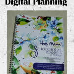 Review: Hey, Mama! Homeschool Planner