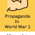 Propaganda of World War 1