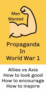 propaganda in world war 1