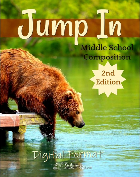 Jump In, 2nd Edition, Sharon Watson