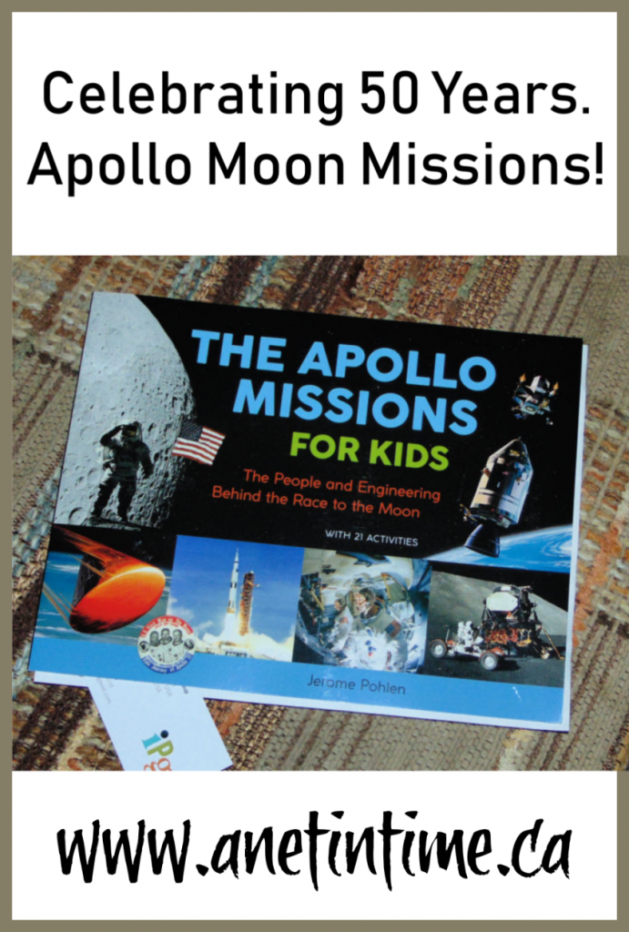 The Apollo Missions for Kids - Review