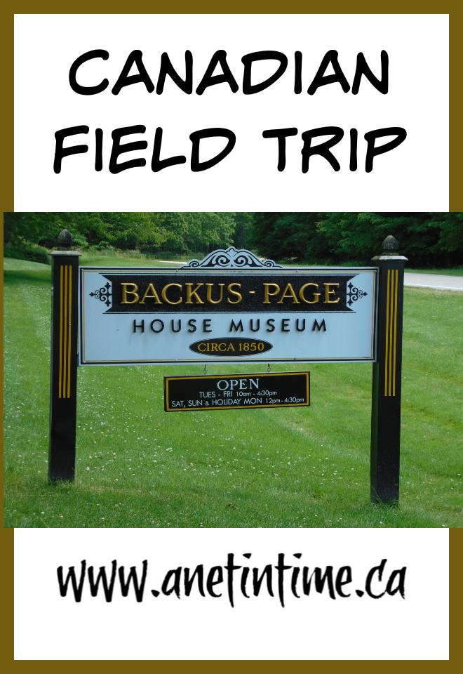 backus page House Museum