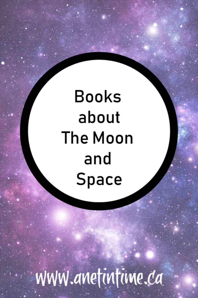 Books about Moon and Space
