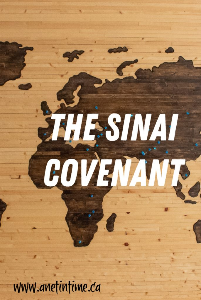 The Sinai Covenant