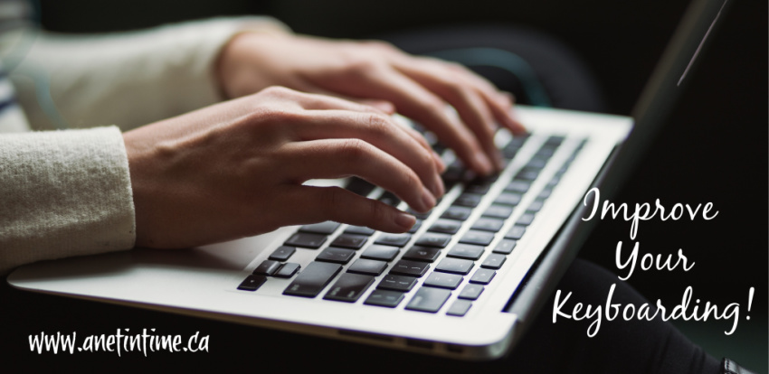 want to learn keyboarding