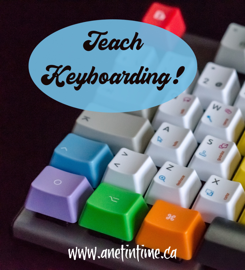 Learn Keyboarding