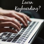 Want to learn keyboarding?