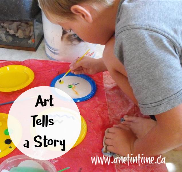 Art Tells a Story