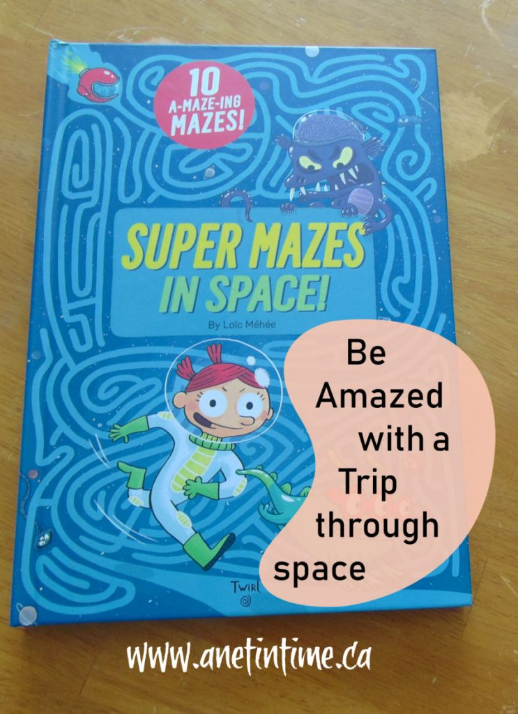 Super Mazes in Space