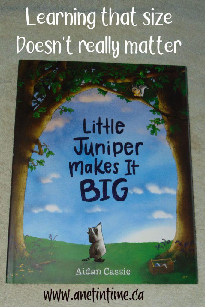 little juniper makes it big