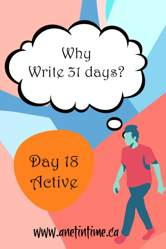 active days