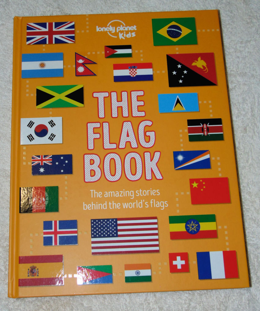 The Flag book by lonely Planet cover