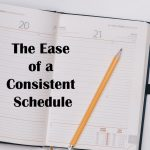The Ease of Consistent Schedules