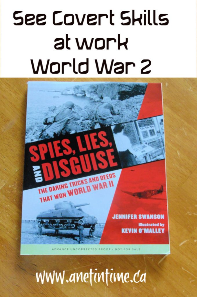 Spies, Lies, and Disguise review