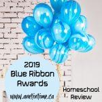 Blue Ribbon Awards Homeschool Review Crew