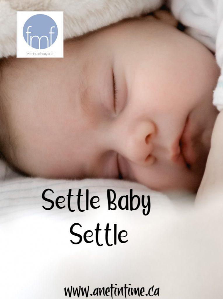 Settle Baby Settle