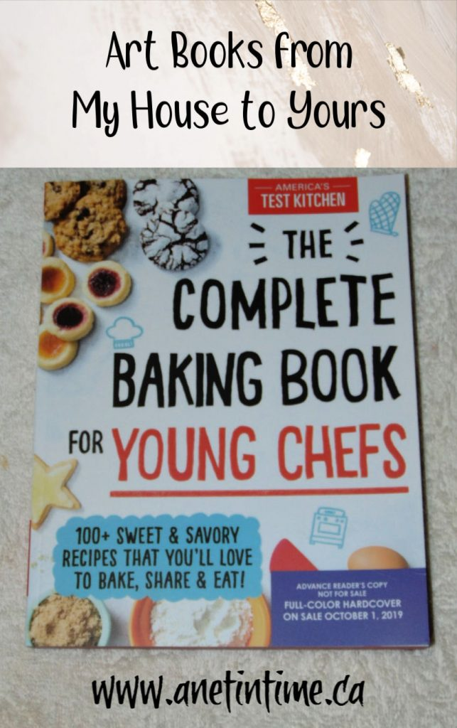 The Complete Baking Book for Young Chefs review