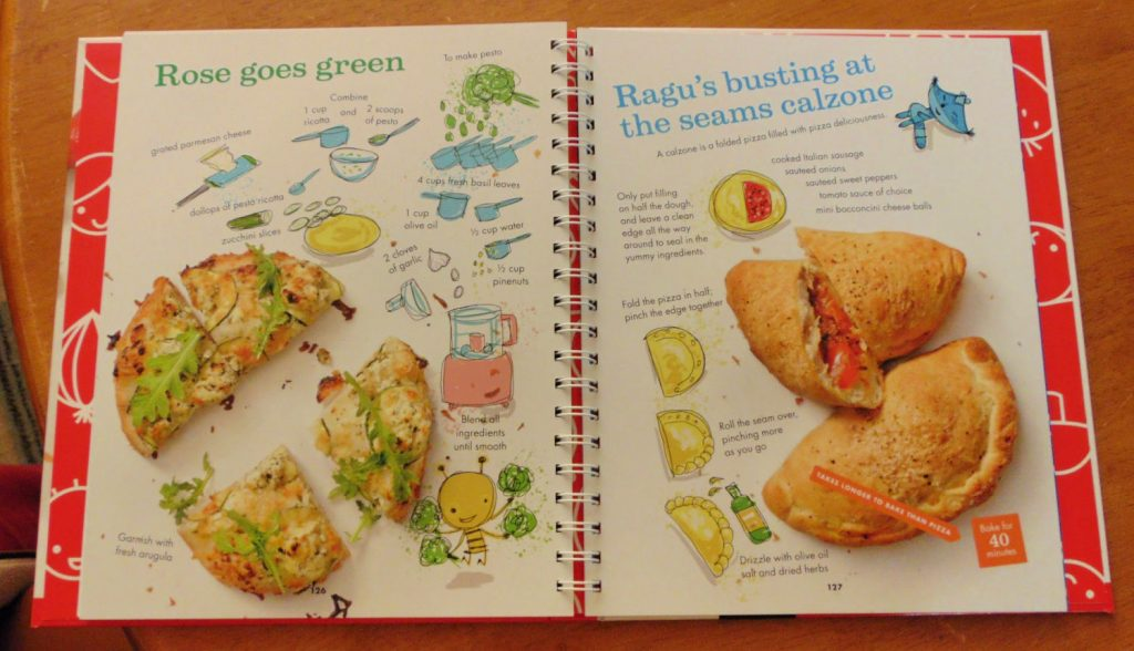 munchy munchy cookbook for kids