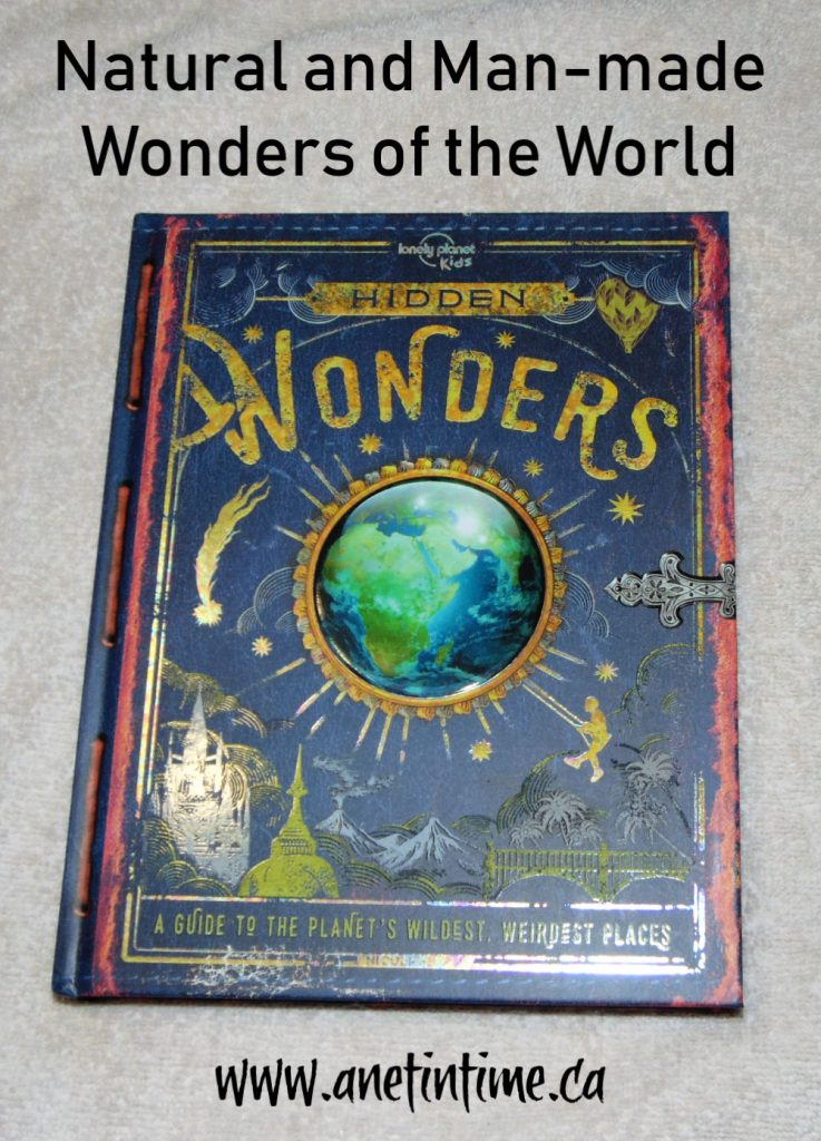 Hidden Wonders is a full speed romp around the world searching out the weirdest and wildest places to visit.  Cemeteries, Horses and more. a review