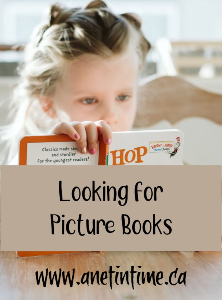 Looking for Picture Books