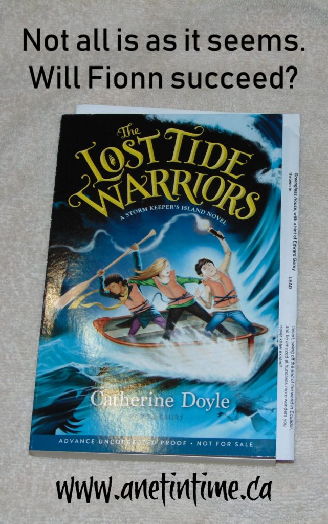 Lost Tide Warriors, review image