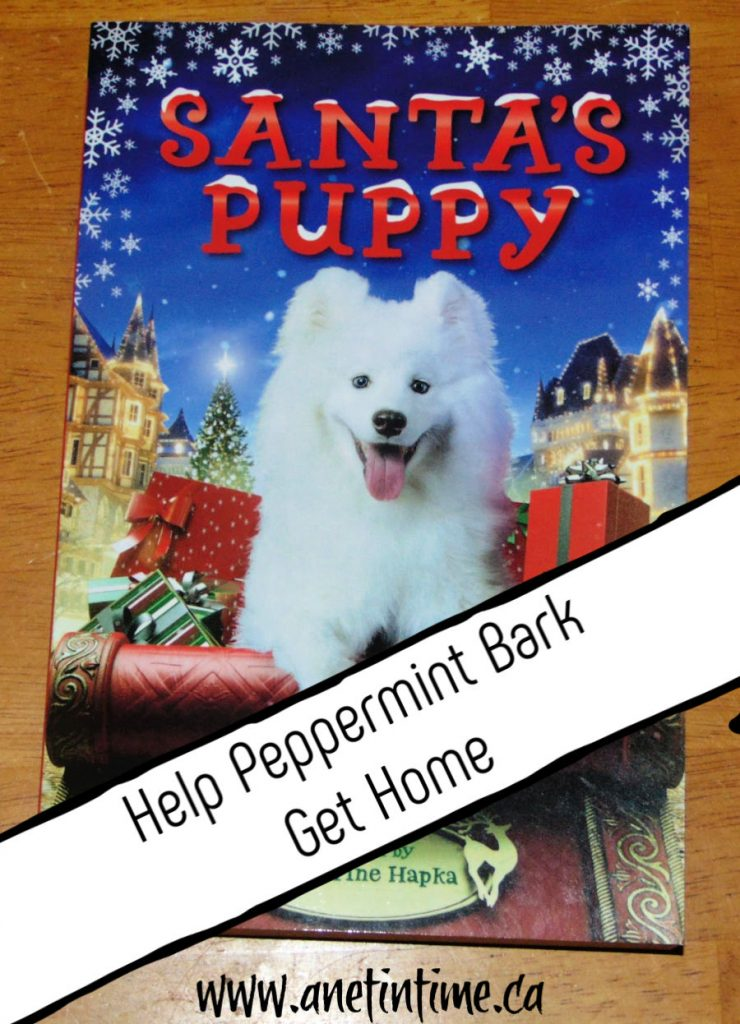 Santa's Puppy, review image