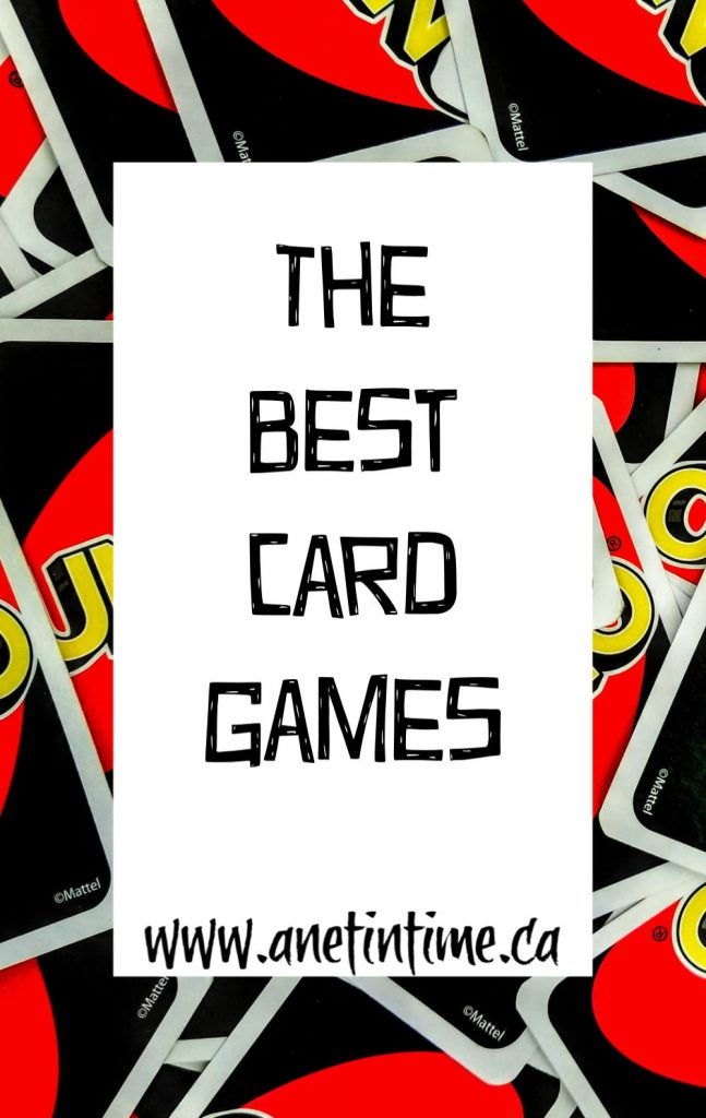 The Best Card Games