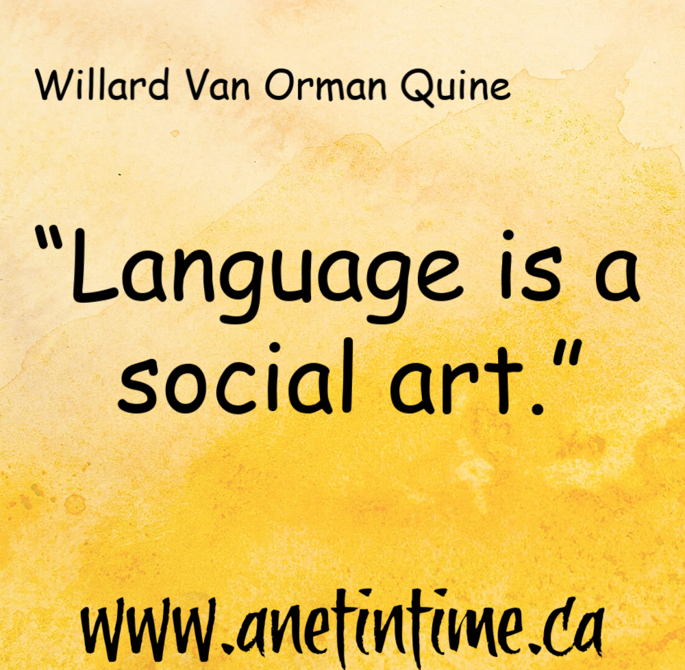 quote from willard van orman quine
