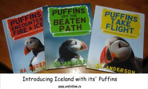 iceland the puffin explorers series