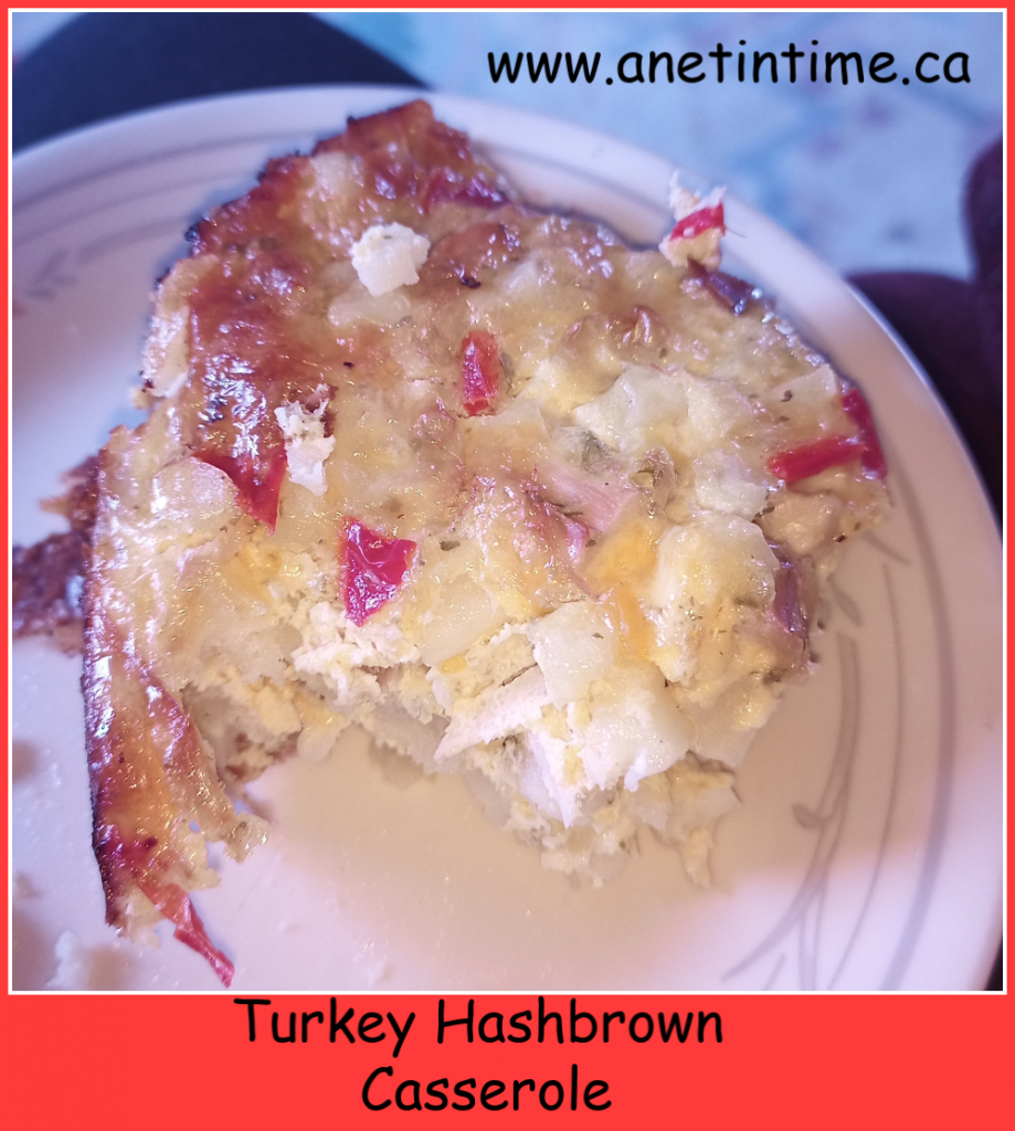 turkey hashbrown casserole