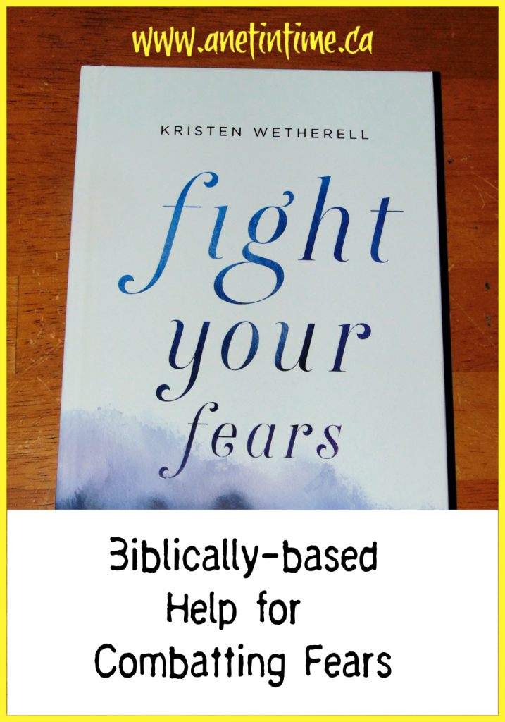 Review image for Fight Your Fears by Kristen Wetherell