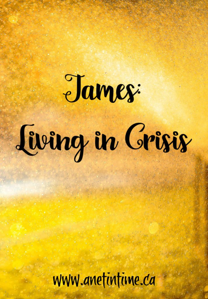 James Living in Crisis