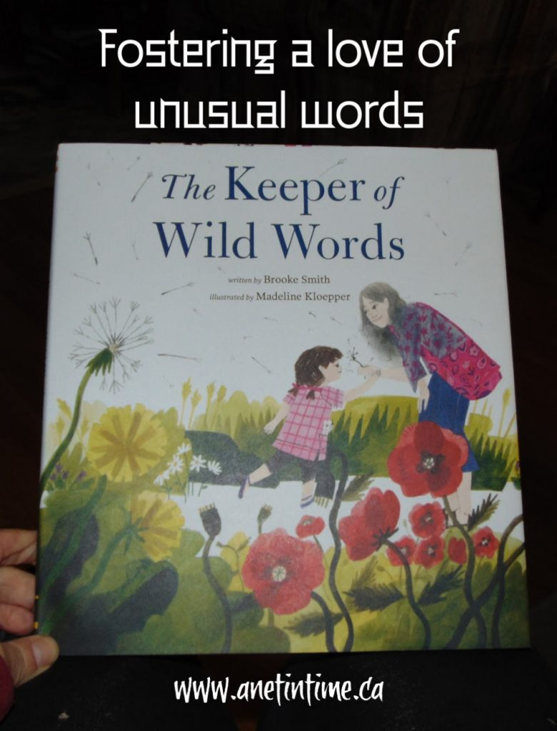 The Keeper of Wild Words, review image