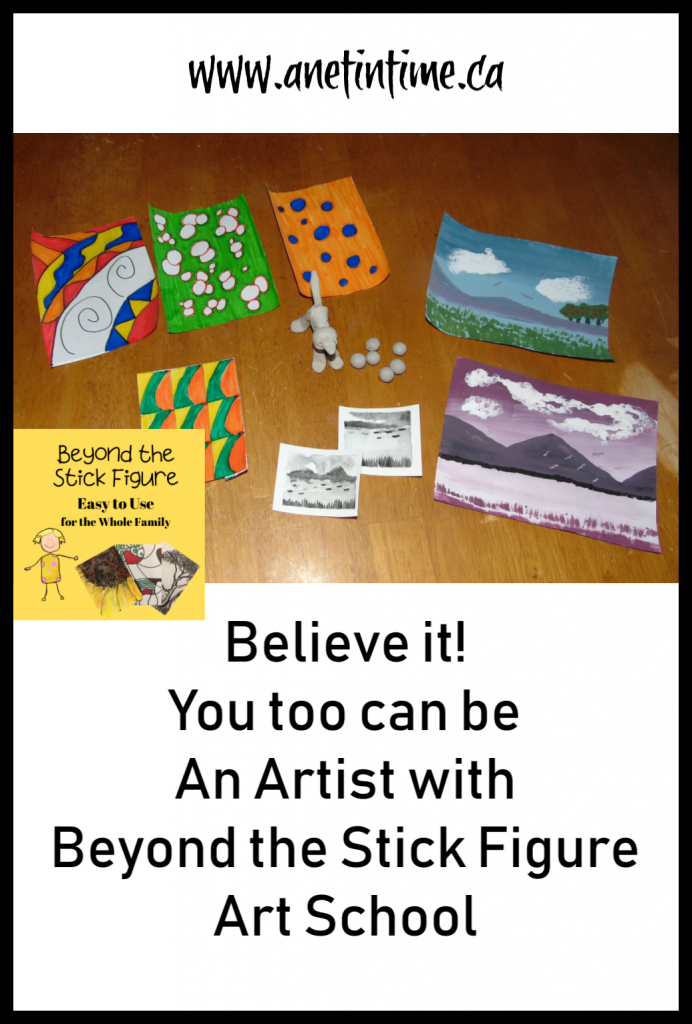 Beyond the Stick Figure Art School Review