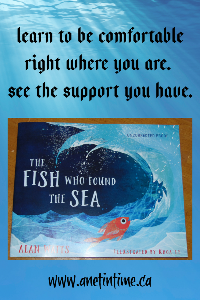 review image for the fish who found the sea