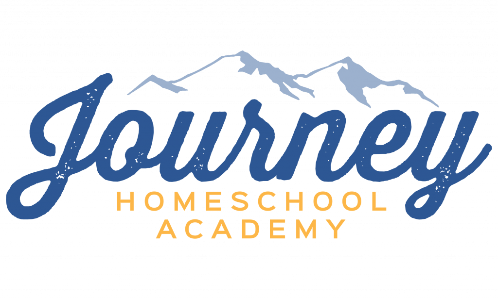 logo for Journey Homeschool Academy