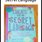 Create Your Own Secret Language